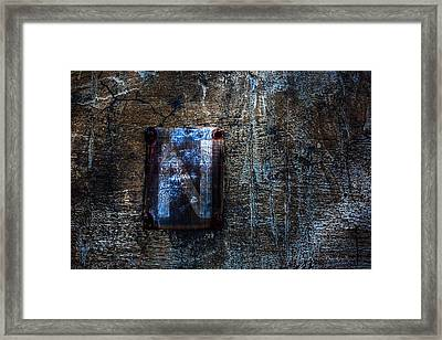Foundation Number Sixteen North Framed Print by Bob Orsillo