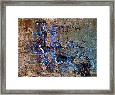 Foundation Seven Framed Print by Bob Orsillo