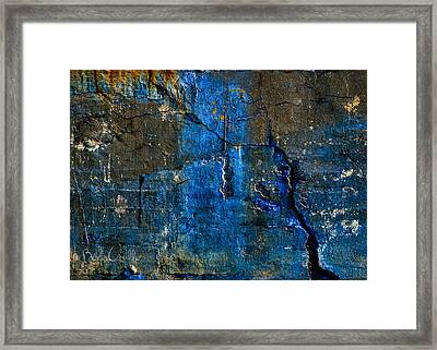 Foundation Three Framed Print