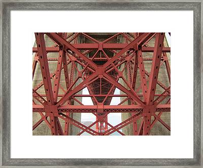 Foundations Framed Print