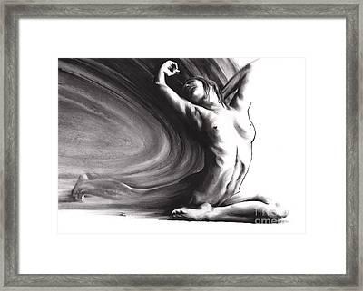 Fount Iv Framed Print
