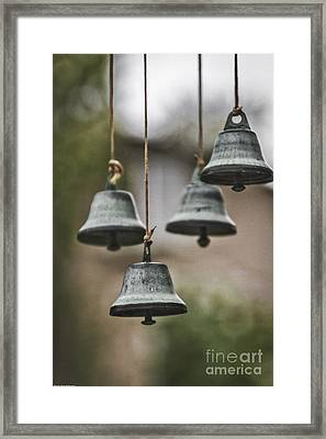 Four Bells Framed Print