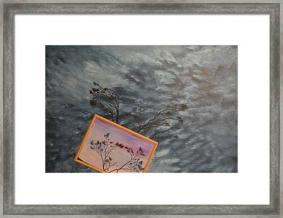 Four Winds Of Change Framed Print