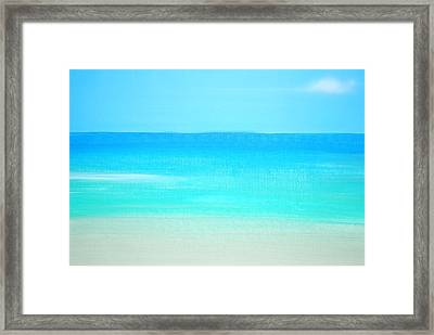 Fourcolours Framed Print by DC Decker