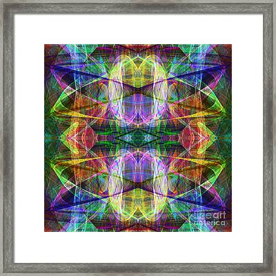 Fourth Dimension Ap130511-22-2b Framed Print by Wingsdomain Art and Photography