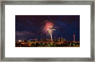 Fourth Of July Framed Print