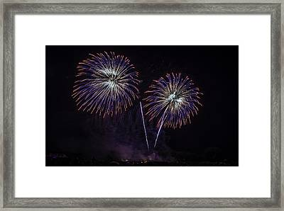 Fourth Of July Traditions  Framed Print by Jason Smith