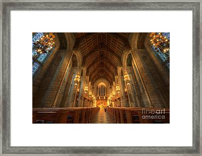 Fourth Presbyterian Church Chicago II Framed Print