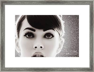 Fox Framed Print