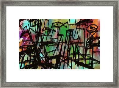 Iguacu Framed Print by Paul Sutcliffe