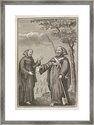 Fra Diavolo Framed Print by British Library