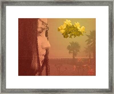 Fragile Beauty Framed Print by Andre Pillay
