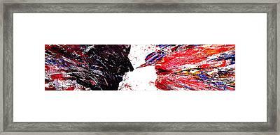 Fragile Things Framed Print by Elisabeth Vania