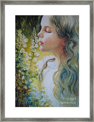 Fragrances Framed Print