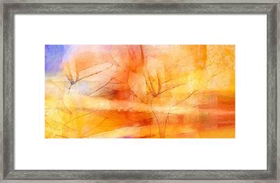 Fragrancia Framed Print by Lutz Baar