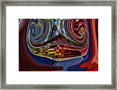 Framed Print featuring the photograph Frame Of Mind by Nick David