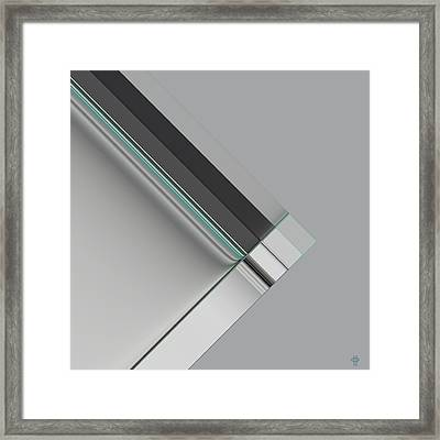 Framed Framed Print by Jim Pavelle
