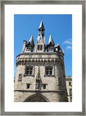 France, Aquitaine Region, Gironde Framed Print