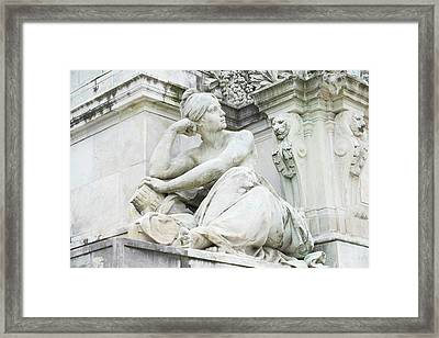 France, Bordeaux, Gironde Aquitaine Framed Print