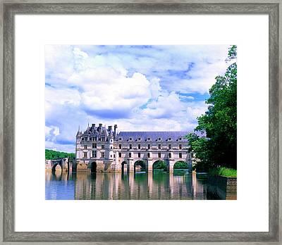France, Loire Valley Framed Print by Jaynes Gallery