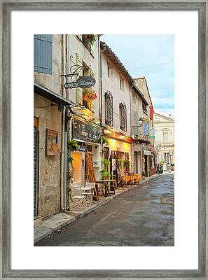 France, Provence, St Framed Print by Jaynes Gallery