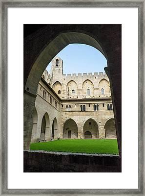 France, Vaucluse, Provence, Avignon Framed Print