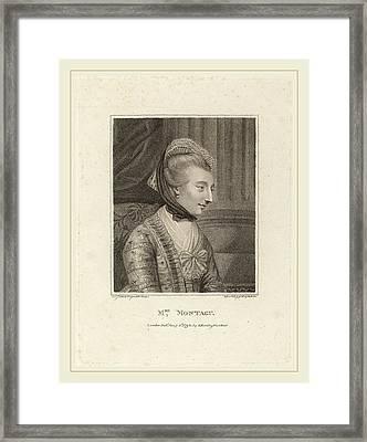 Francesco Bartolozzi After Sir Joshua Reynolds Italian Framed Print by Litz Collection