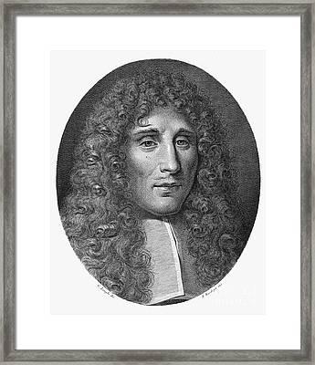 Francesco Redi (1626-1697) Framed Print by Granger