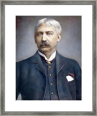 Francis Brett Harte (1836-1902) Framed Print