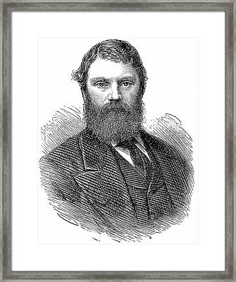 Francis Edmund Anstie Framed Print by Universal History Archive/uig