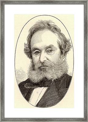 Francis Petit Smith Framed Print by Universal History Archive/uig