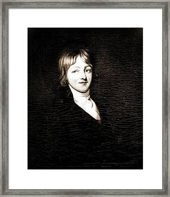 Francis Scott Key, Key, Francis Scott, 1799-1843 Framed Print
