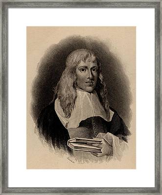 Francis Willoughby Framed Print by Universal History Archive/uig