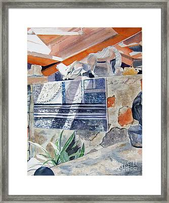 Frank Lloyd Wright Taliesin West 2 Framed Print