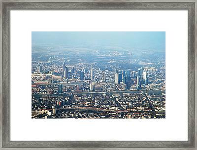 Frankfurt Framed Print