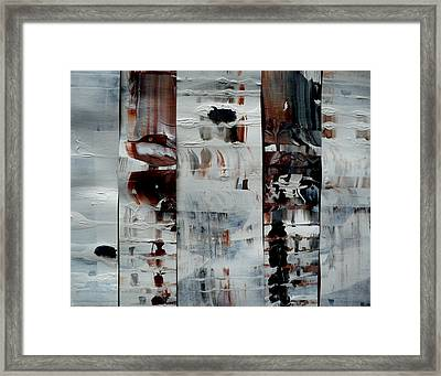 Fraternal Towers Framed Print by Chad Rice