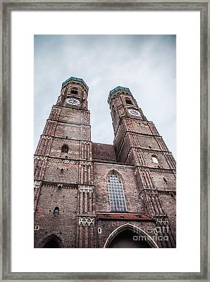 Frauenkirche Framed Print by Hannes Cmarits