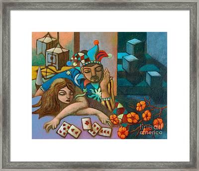 Fraus  Framed Print by Paul Hilario