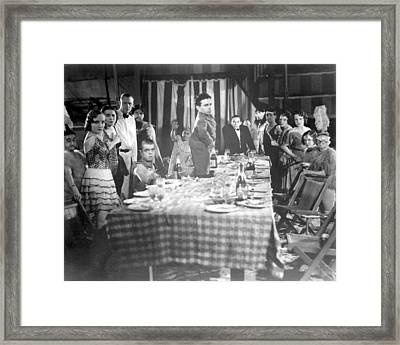 Freaks  Framed Print by Silver Screen