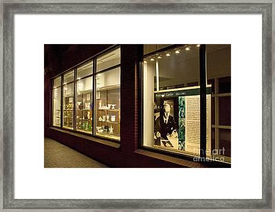 Frederick Carter Storefront 1 Framed Print by Tom Doud