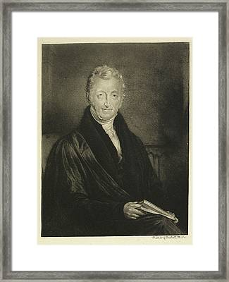 Frederick Charles Danvers Framed Print by British Library