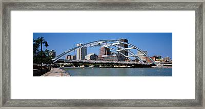 Frederick Douglas-susan B. Anthony Framed Print by Panoramic Images
