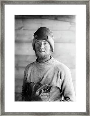 Frederick Hooper Framed Print
