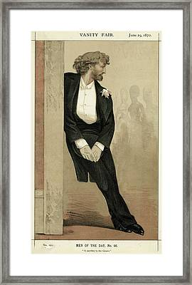 Frederick, Lord Leighton  English Framed Print