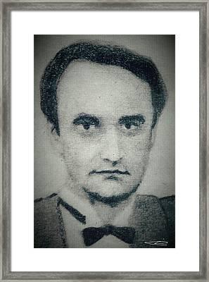 Fredo Corleone Framed Print