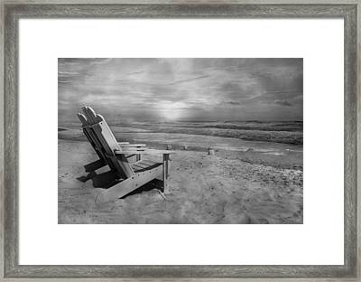 Free Adaptation Framed Print by Betsy Knapp
