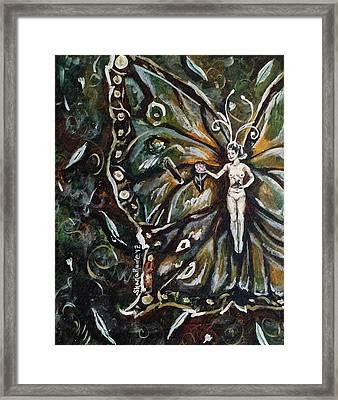 Free As The Earth Framed Print by Shana Rowe Jackson