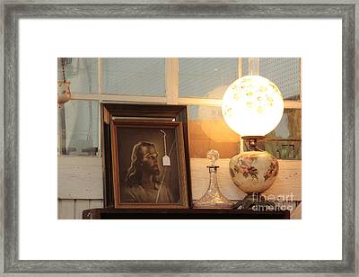 Free Gift Of God Framed Print