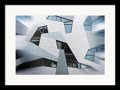 Nijmegen Framed Prints