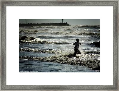 Free Spirit Framed Print by Isaac Silman
